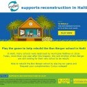 Cyclus Supports Reconstruction in Haiti